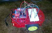 Luz simple siguiente Robot