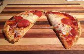 Hacer un Pizzadilla! Super comida fácil