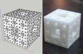 Cómo utilizar Google SketchUp para impresión 3D Ponoko