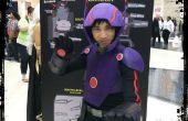 """Cómo hacer Big Hero 6: traje de """"Hiro Hamada"""""""