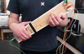 Guitar Hero: Guitarra con cuerdas (MaKey MaKey)