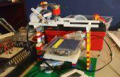 LEGO del Laser CNC/cortador