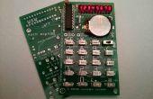 Vintage TI DataMath / emulador de calculadora científica Sinclair