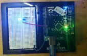 Control de Arduino por voz