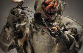 Asustadizo monstruo calabaza Jack o ' Lantern - Tutorial de maquillaje SFX