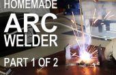 Hacer un soldador de arco - parte 1 de 2