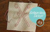 Crear sus propios diseños de bordado