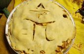 Pastel de Toni para la derivación de Pi