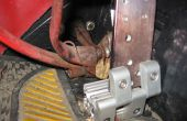 Cómo arreglar su cochecillo de duna del Pedal de freno