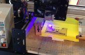 CNC láser para impresión de imágenes y grabado - 2 Shapeoko base