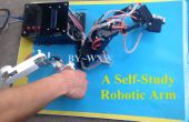 Un brazo robótico de Self