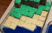 Trata de Crispie Minecraft
