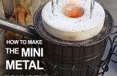 Cómo hacer el Mini fundición