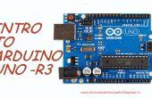 Introducción a ARDUINO UNO-R3