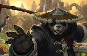 Cómo hacer monje Pandarian