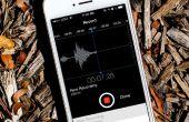 Como recuperar notas de voz borradas de IPhone