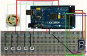 Sistemas de emisión de la voz del MCU basada en ICStation Mega compatible con Arduino