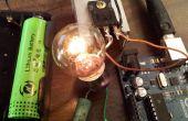 Medir la capacidad de la célula de Li-ion con un arduino