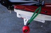 Carro de kayak, pequeño, almacenable, baratos.