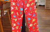 Pantalones de pijama fácil
