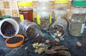 Destino a remedios caseros