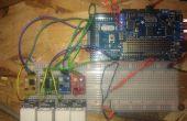 Sistema de Arduino para biorreactor Biomonstaaar