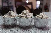 Cupcakes de Oreo DIY