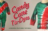 Bastón de caramelo Tie-Dye