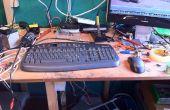 Super condensador teclado mod