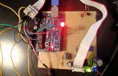 De Arduino y perfboard para PCB con independiente MCU