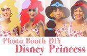 Cómo hacer la cabina de la foto de Disney DIY