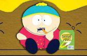 Cómo hacer tu propio South Park cursi maricones (4 1/2 pulgadas de alto)