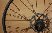 Kit de reparación habló de emergencia bicicleta