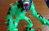 Juguete DIY Slime monster