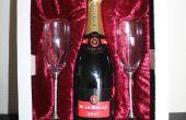 Cristal Swarovski champagne