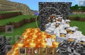 Cómo hacer una pistola de pollo de Minecraft!