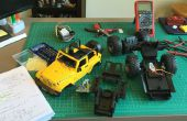 Hackear un coche RC con Arduino y Android
