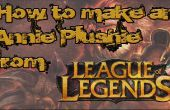 Liga de leyendas Annie Plushie