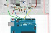 Medidor de capacitancia con arduino y op-amp 741