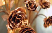 Rosas de cobre