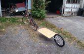 DIY una rueda de bicicleta Trailer fácil