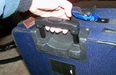 Cirugía reconstructiva para una maleta