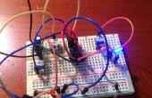Temporizador 555: LED parpadeante