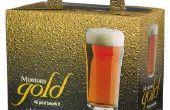 Cómo a Brew casero cerveza el camino con un ingrediente Kit Easy