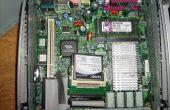 Cómo hacer cualquier arranque tarjeta Flash o Microdrive Compact Windows XP