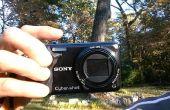Uso de SUGRU™ para modificar mi cámara Sony Cybershot Point-n-Shoot
