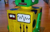 RaspRob, el Robot frambueso