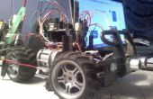 Coche de Arduino controlado con la evitación de colission