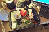 Manejo limitado espacio en el escritorio y múltiples proyectos