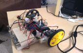 Línea muy Simple después de Robot con Arduino